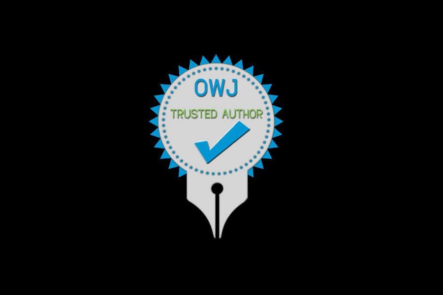 #40 for Design a Trusted Writer Badge by colourLIGHT