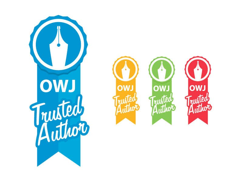 #13 for Design a Trusted Writer Badge by MrHankey