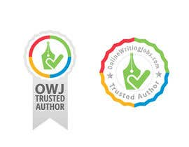 #16 para Design a Trusted Writer Badge por MrHankey