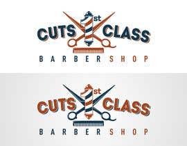 mmpi tarafından Urban Upscale Barbershop Logo için no 41