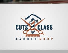 mmpi tarafından Urban Upscale Barbershop Logo için no 55