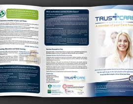 #5 for Design a Brochure for Pharmacy - Assets Supplied af frozumberski
