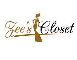 #97 para Design a Logo for Zee's Closet por vlogo