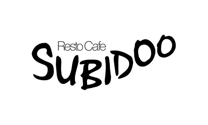 Konkurrenceindlæg #38 for Design a Logo for Subidoo Restaurant