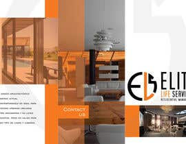 #4 for Design a Brochure for new private luxury residential & personal life company by piligasparini