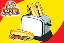 Contest Entry #19 for Design a sub stuffed into a toaster graphic