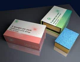 Nro 8 kilpailuun Create Print and Packaging Designs for Sponge/Scrub käyttäjältä farkasbenj