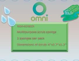 Nro 1 kilpailuun Create Print and Packaging Designs for Sponge/Scrub käyttäjältä sandeep291