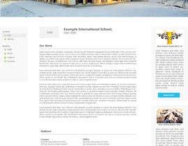 #23 for Design a Website Mockup by king5isher