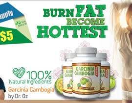 nº 34 pour Design a Banner for A Diet Advertisment par shahriarlancer