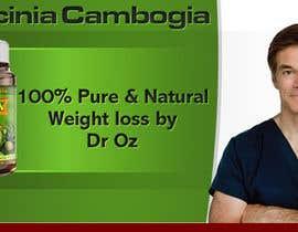 #47 para Design a Banner for A Diet Advertisment por Djdesign
