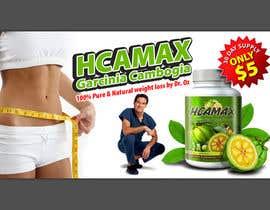 #33 para Design a Banner for A Diet Advertisment por Jun01