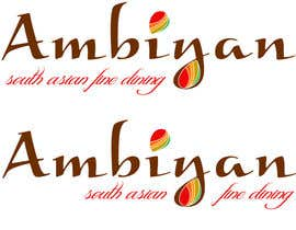 #1 untuk Redesign a Logo for Fine Dining Indian Restaurant oleh kelcilately