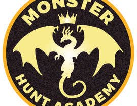 Nro 25 kilpailuun Design a crest for a fantasy medieval monster academy käyttäjältä ktcdesign