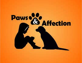 "nº 18 pour Design a Logo for ""Paws and Affection"" par robertsdimants"