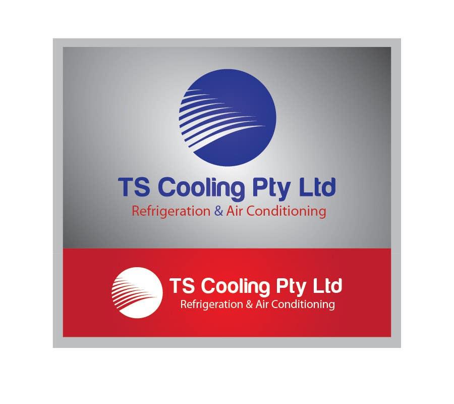 Penyertaan Peraduan #89 untuk Design a Logo for TS Cooling Pty Ltd