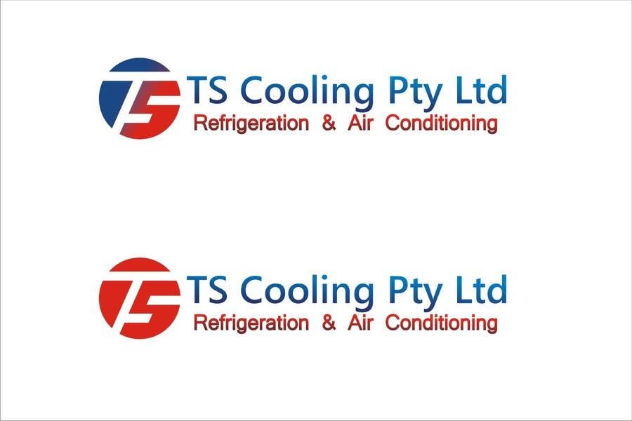 Penyertaan Peraduan #91 untuk Design a Logo for TS Cooling Pty Ltd