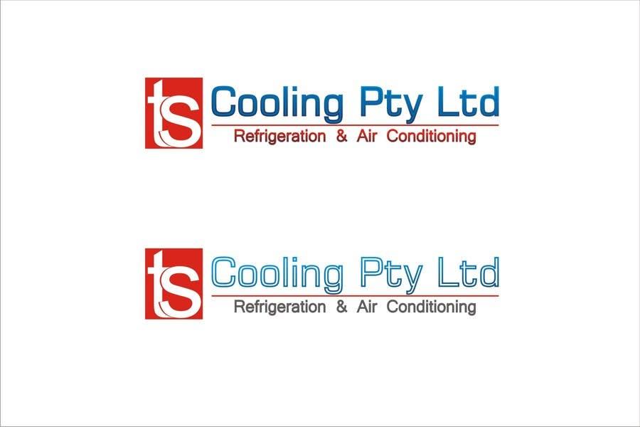 Penyertaan Peraduan #92 untuk Design a Logo for TS Cooling Pty Ltd