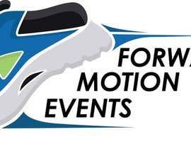 Nro 25 kilpailuun logo designed for Forward Motion Events käyttäjältä eellul