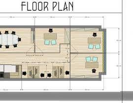 zoranaelek tarafından Office floor plan and furniture layout için no 26