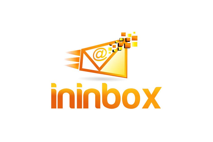 Kilpailutyö #408 kilpailussa Logo Design for ininbox.com