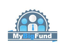 nº 156 pour Design a Logo for MyBigFund! par elegantic