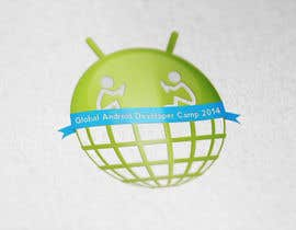 nº 27 pour Design a Logo for Global Android Developer Camp 2014 par alpzgven
