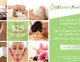 #15 for Design a Banner for a spa -- 3 by Margaritafree