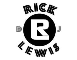 nº 22 pour Design logo for DJ/Producer Rick Lewis par Leugim83