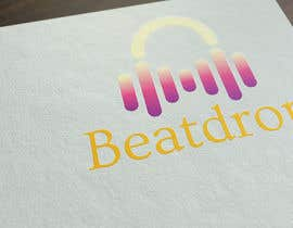 MONITOR168 tarafından Beatdrop logo design competition için no 26