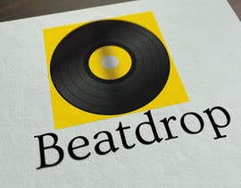 MONITOR168 tarafından Beatdrop logo design competition için no 29