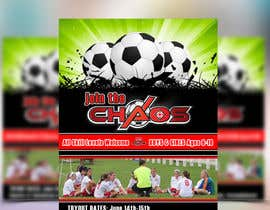 #20 para Design an Flyer for Soccer Tryouts / Sign ups REVISED - repost por maq123