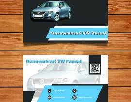Historian1939 tarafından Business  Card Design for Auto Dismantling Business of VW Passat için no 5