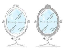Nro 17 kilpailuun Illustrate 'Transparency' Image käyttäjältä karenli9