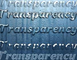 Nro 12 kilpailuun Illustrate 'Transparency' Image käyttäjältä unsoftmanbox