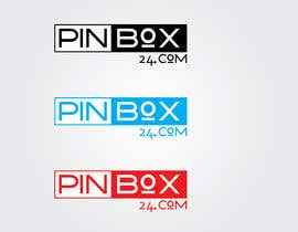 akshayvalecha tarafından Logo creation for pinbox24.com cooperation platform with document flow and bussines contacts için no 11