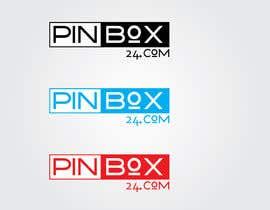 Nro 11 kilpailuun Logo creation for pinbox24.com cooperation platform with document flow and bussines contacts käyttäjältä akshayvalecha
