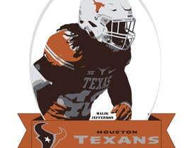Nro 26 kilpailuun I need a Houston Texans logo designed. käyttäjältä darkoosk