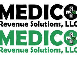 nº 4 pour Design a Logo and some Stationery for MEDICO Revenue Solutions, LLC par lucasjuv