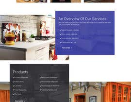 saidesigner87 tarafından Design a Website Mockup for Restaurant Equipment Site için no 5