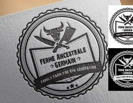 hmzajmal tarafından Logo for a cattle farm için no 4