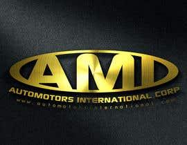 JAKUM tarafından Design a Logo for Automotors International Corp için no 125