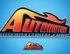 rogeliobello tarafından Design a Logo for Automotors International Corp için no 31