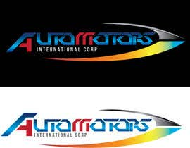 STARWINNER tarafından Design a Logo for Automotors International Corp için no 109