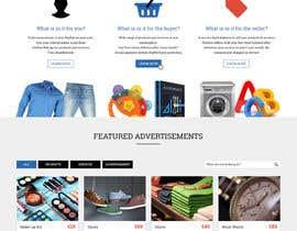 doodlehint tarafından home landing page svg png design website UX UI designer için no 52