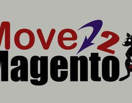 nº 49 pour Design a Logo for Move2Magento and MovetoMagento par lovingbyu