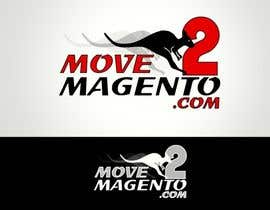Pedro1973 tarafından Design a Logo for Move2Magento and MovetoMagento için no 73