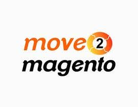 nº 40 pour Design a Logo for Move2Magento and MovetoMagento par logomaker01