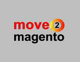 nº 55 pour Design a Logo for Move2Magento and MovetoMagento par logomaker01