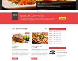 #49 untuk Build a Website for restaurants oleh codeunderground